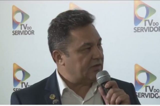 Presidente do Sinaffepi fala à TV do Servidor